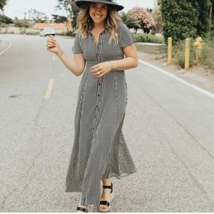 "Carly Jean Los Angeles ""May"" Maxi Dress"